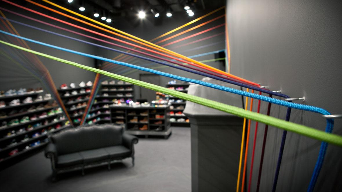 RunColors sneaker shop