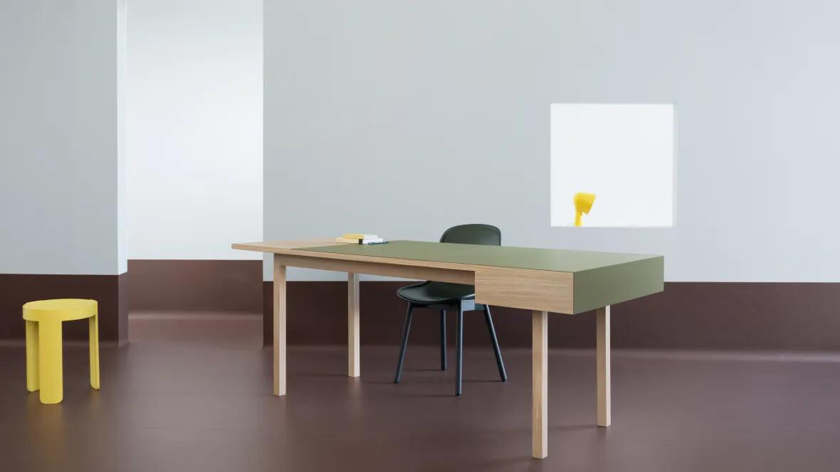 Furniture Linoleum 4184 desk1B
