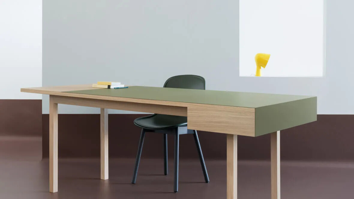 Furniture Linoleum 4184 surface material for desk