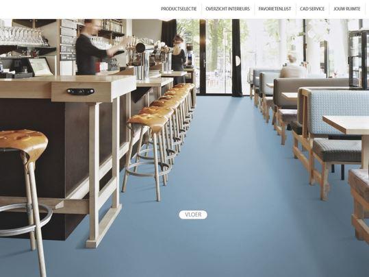 Vloerplanner forbo flooring systems