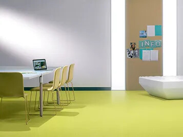 Sphera Element homogeneous vinyl flooring