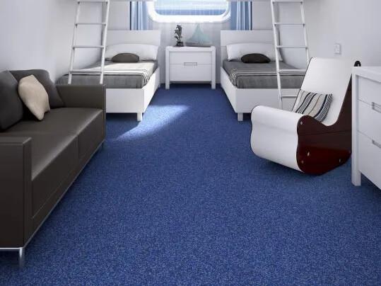 Westbond FR - IMO carpet tiles - marine flooring