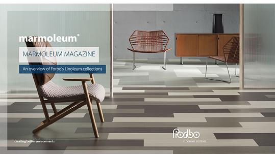 Marmoleum magazine