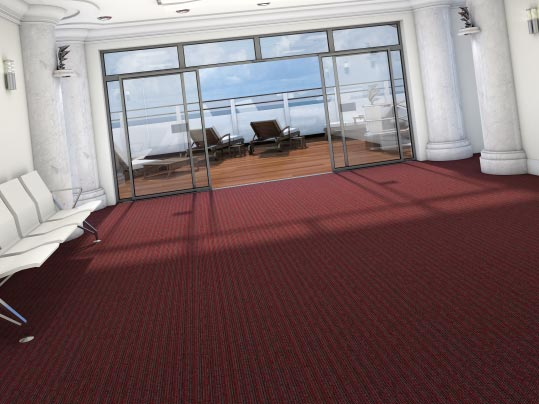 Coral T32 FR - IMO certified entrance flooring