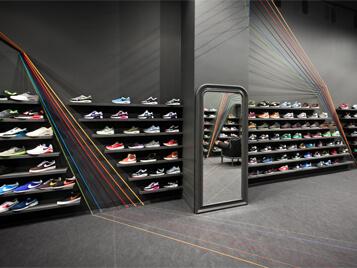 RunColors Sneakers Store Marmoleum Real Lava