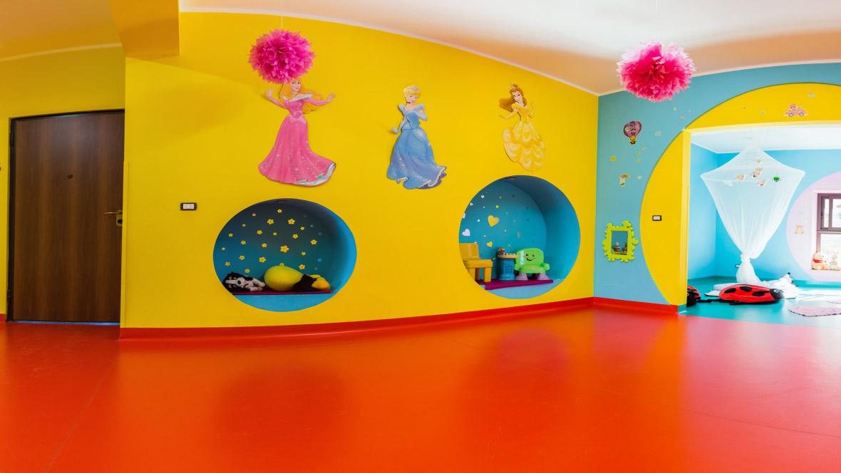 Antonia Nursery Italy