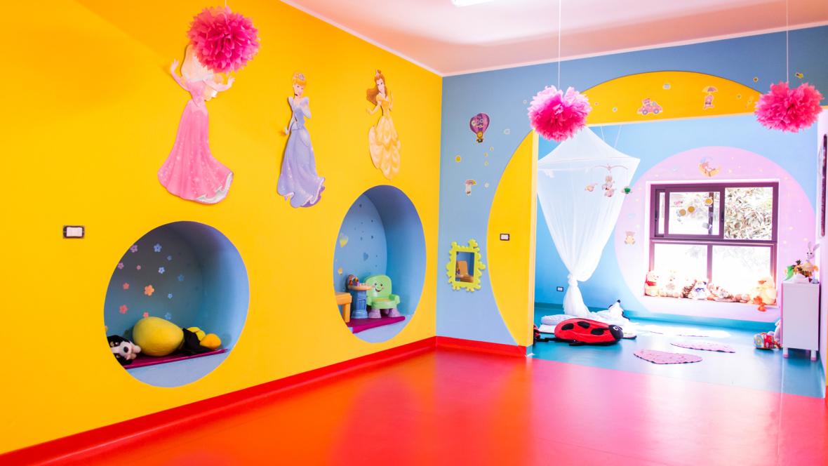 Nursery Antonia - Italy