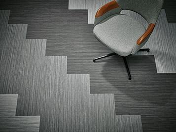 Flotex planks Seagrass detail herringbone 111001_111002_111004