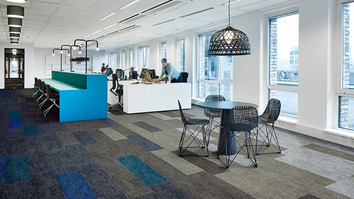 Flotex & Westbond carpet tiles