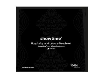 Broschyr Showtime