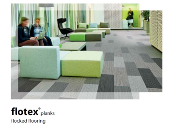 Flotex Planks brochure