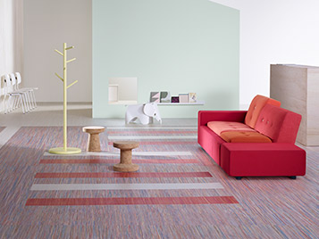 Marmoleum Linear 5221_5242_3575_5232 kids waiting room B
