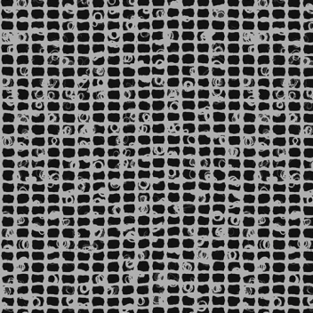 Flotex Mosaic 980405 monochrome