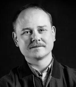 Portrait Kustaa Saksi