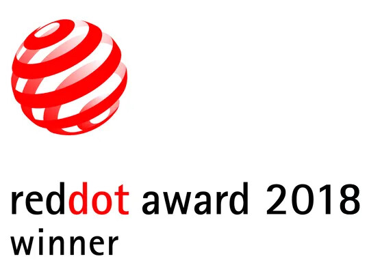 Reddot Design Award 2018
