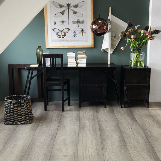 Novilon Forza 2443 White Rough Oak