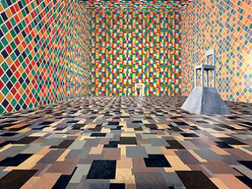 Mendini virtual room