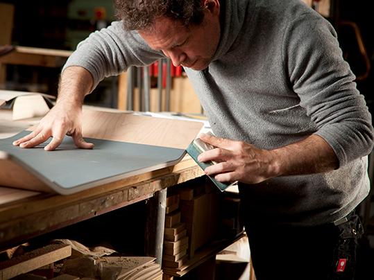 Furniture Linoleum är framställd genom hållbar produktutveckling