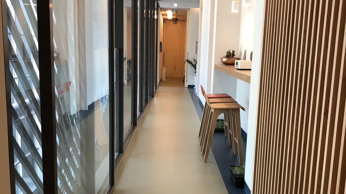 Psychoanalytic Center 'Pando' - Korea