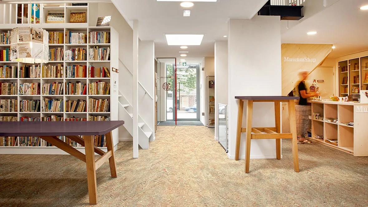 Marmoleum marbled linoleum vloeren forbo flooring systems