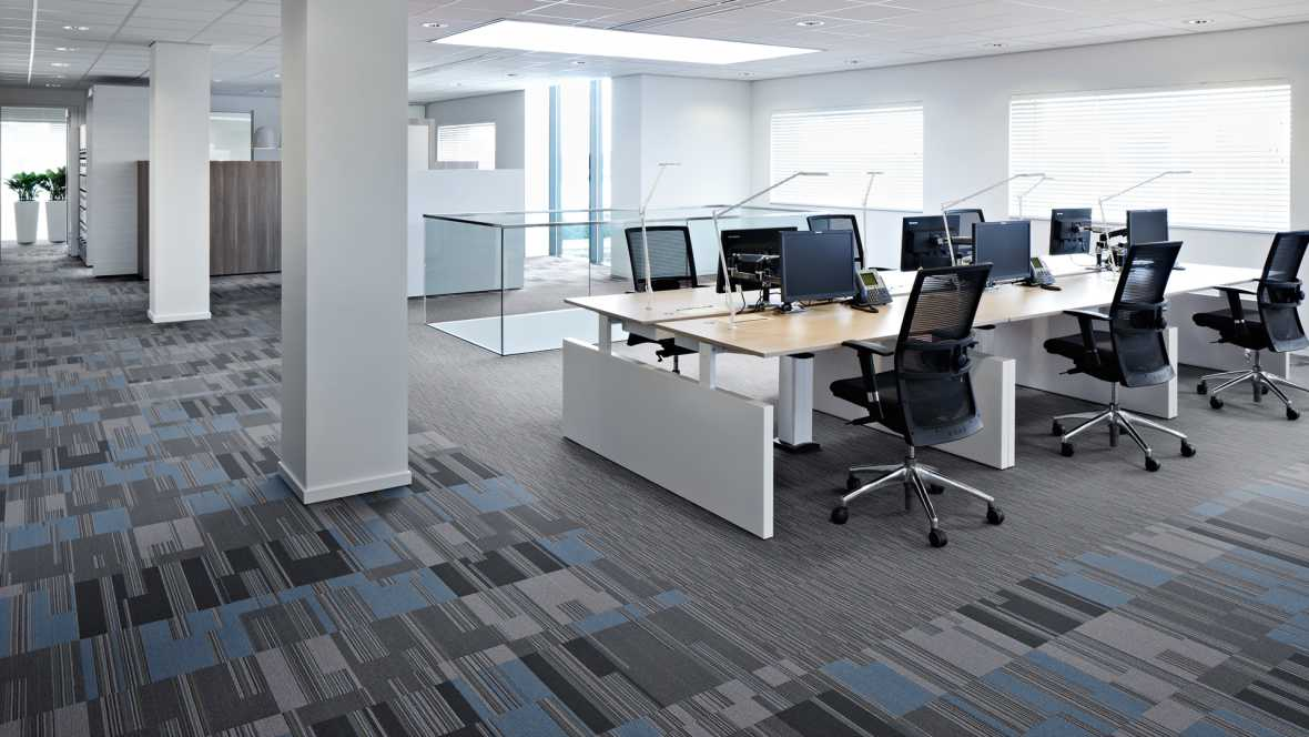 Office carpet tile design - photo#22