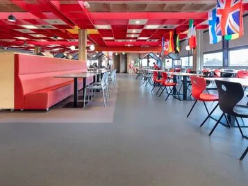 Universiteit Utrecht Dining Hall