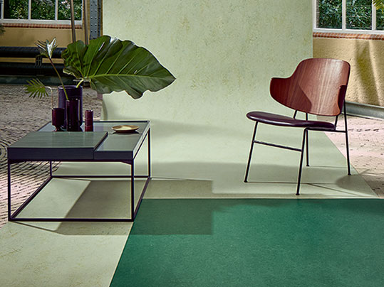 Marmoleum Fresco 3271 & Splash 3430