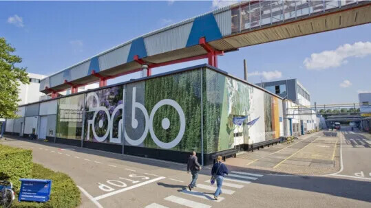 Forbo Assendelft factory