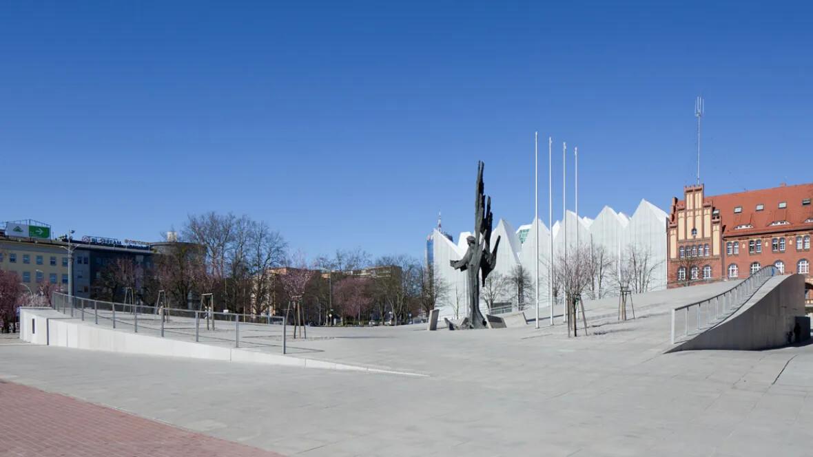 centrum dialogu szczecin