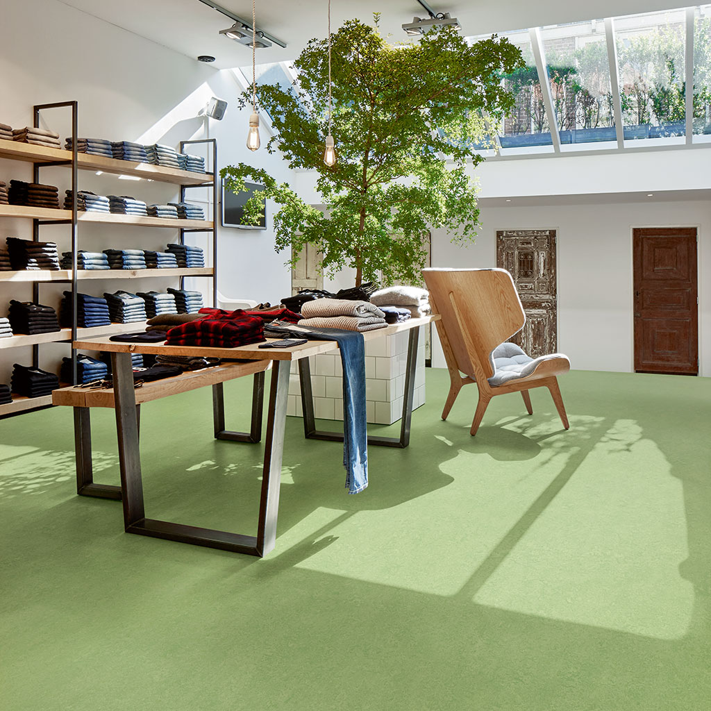 Marmoleum Fresco 3260 floor