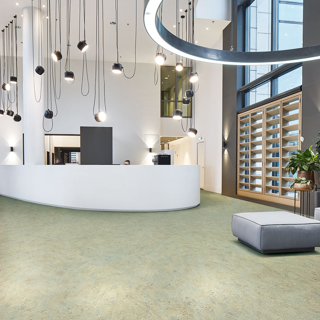Marmoleum Splash 3428 floor