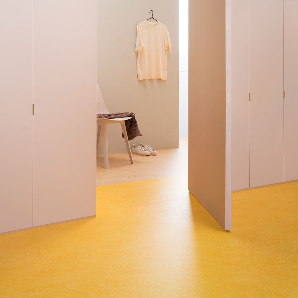 Marmoleum Real 3173 and 3251