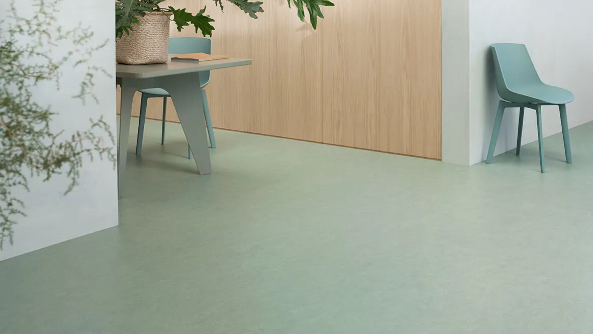 Marmoleum a CO2 Neutral Floor