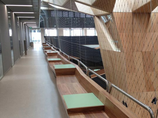 melbourne school of design - forbo flooring