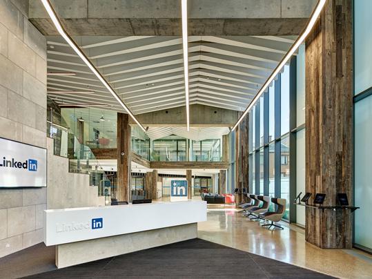 LinkedIn HQ, Dublin