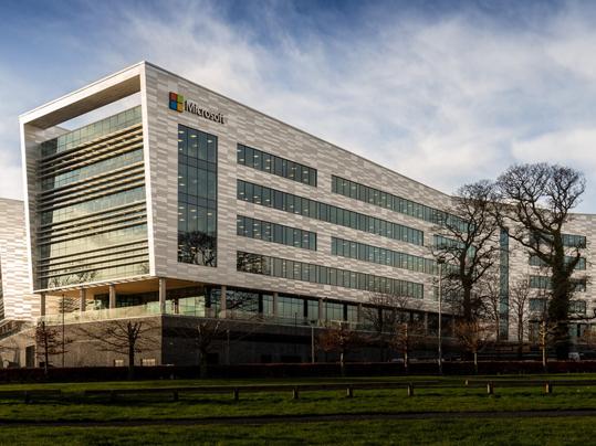 Microsoft HQ, Dublin