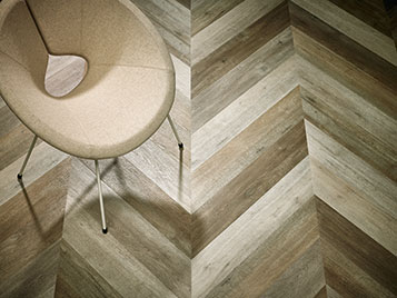 Allura Wood Vinyl Planks - Hungarian Point