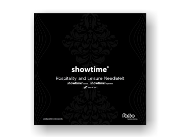 Showtime brochure cover.