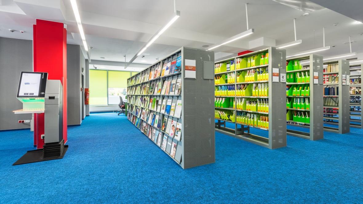 biblioteka ul