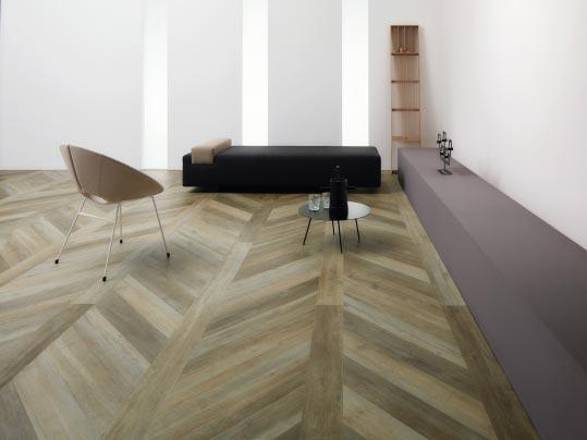 Allura Luxury Vinyl Wood Planks For Office Spaces