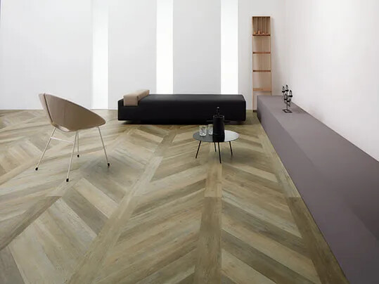 Allura Luxury Vinyl Wood Planks For Office Spaces