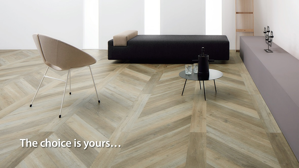 Allura Luxury Vinyl Tiles & Planks - Hungarian Point
