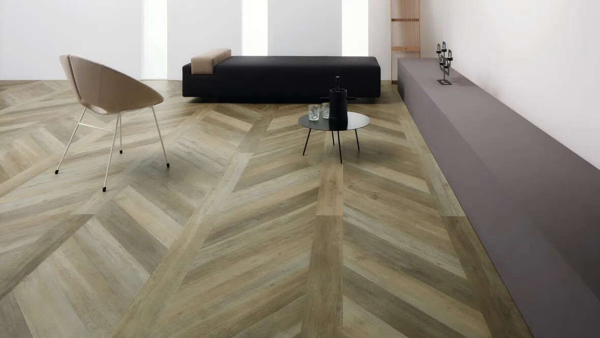 Luxury vinyl tiles/Designgulv