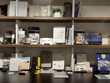 ASJ カタログ展示
