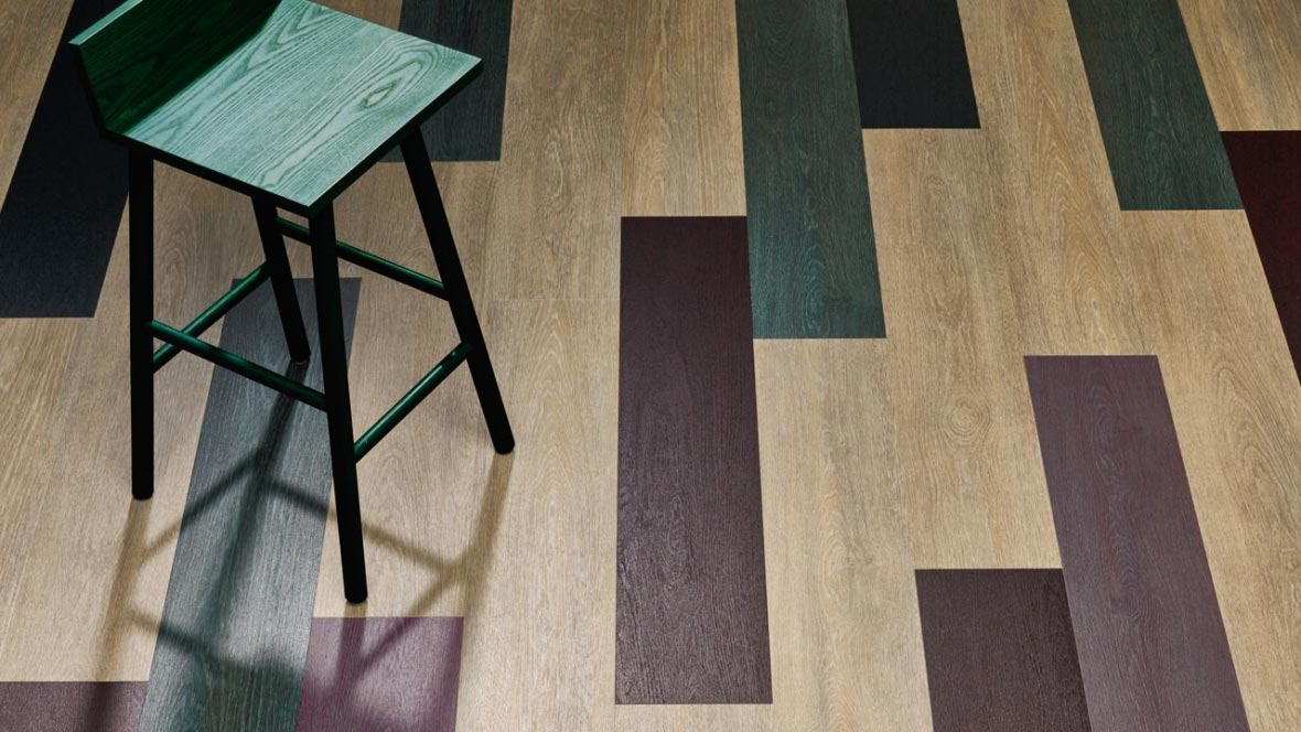 Allura luxe vinyltegels en stroken forbo flooring systems
