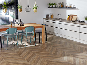 Novilon Viva 5747 cushion vinyl flooring