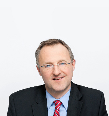 Portrait photograph of Matthias P. Huenerwadel, Forbo Flooring Systems