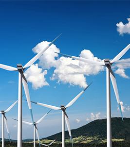 Vindkraftværker
