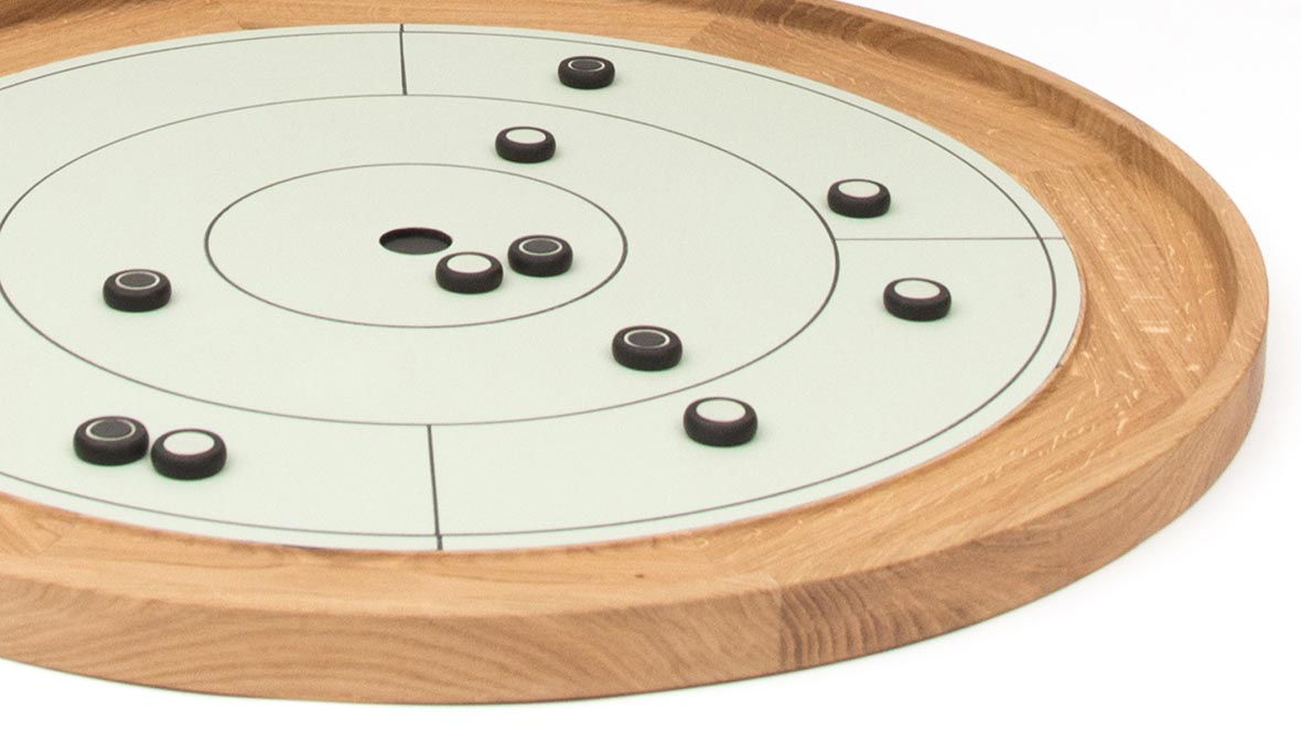 Gatherings Crokinole