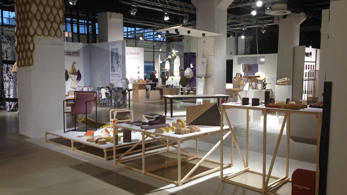 WdK Challenge exhibition, Dutch Design week 2015